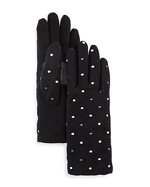 Echo Pop Dot Tech Gloves at Bloomingdale's