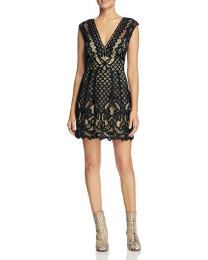 Free People One Million Lovers Lace Dress 1791364