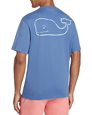 Vineyard Vines Tops VINTAGE WHALE POCKET TEE