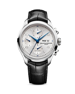 Baume & Mercier Clifton Automatic Chronograph Watch, 43mm