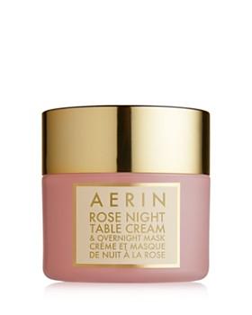 AERIN - Rose Night Table Cream & Overnight Mask