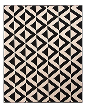 Artfully designed to withstand the elements, Jaipur\'s rug brings graphic boldness to your outdoor space.