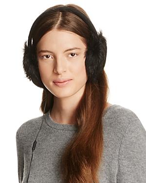 Ugg Shearling Sheepskin Earmuffs with Wired Headphones
