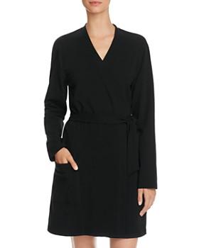 Naked - Belted Stretch Jersey Robe
