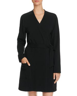 Naked Belted Stretch Jersey Robe