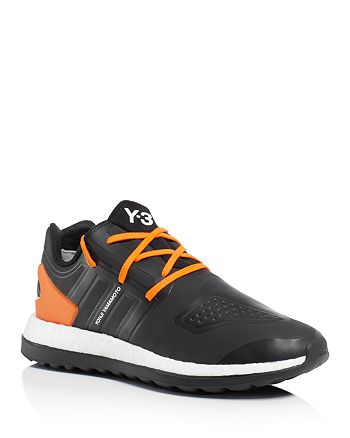 93383bdce Y-3 - Men s Pure Boost ZG Lace Up Sneakers