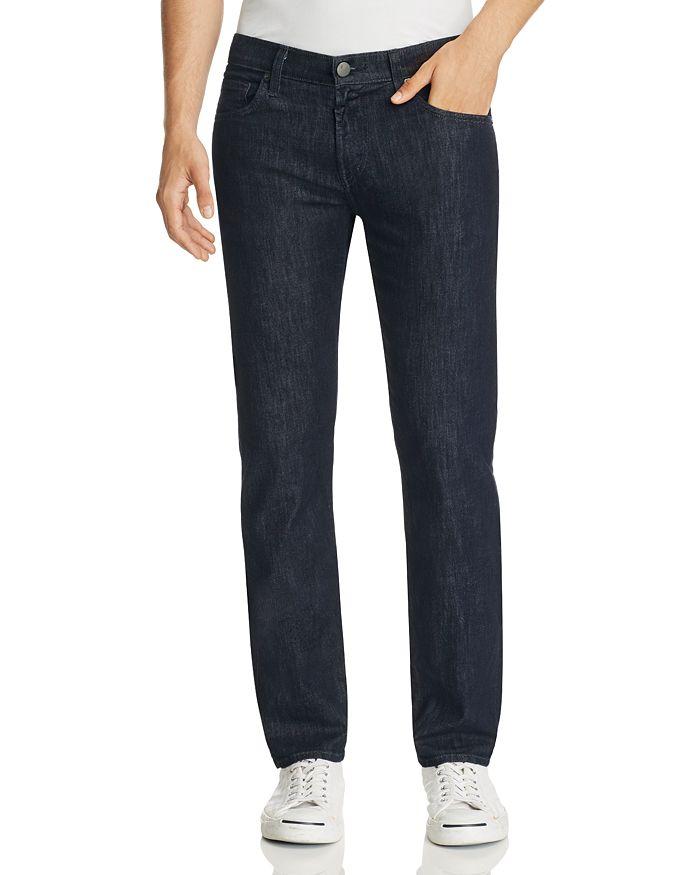J Brand - Kane Slim Straight Fit Jeans in Hirsch