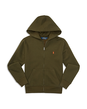 Ralph Lauren Childrenswear Boys' Fleece Hoodie - Sizes 2-7
