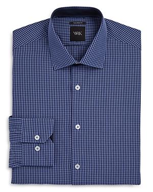 Wrk Check Regular Fit Dress Shirt