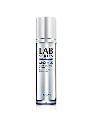 Lab Series Skincare for Men Max Ls Matte Renewal Lotion