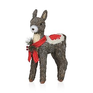 Bloomingdale's Holiday Deer Figurine - 100% Exclusive