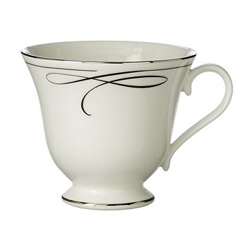 "Waterford - ""Ballet Ribbon"" Tea Cup"