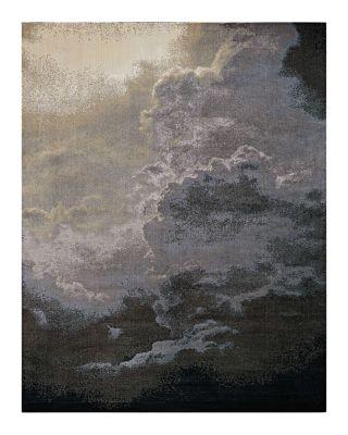 """Twilight Rug - Abstract, 5'6"""" x 8'"""