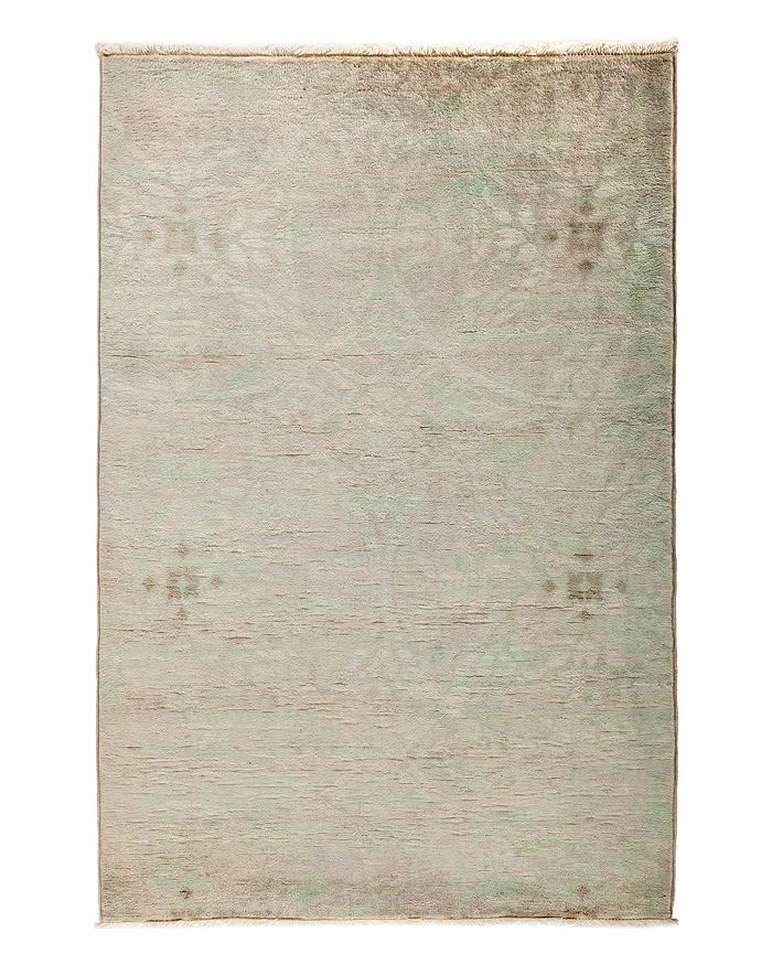 "Solo Rugs - Vibrance Overdyed Area Rug, 3'2"" x 5'"