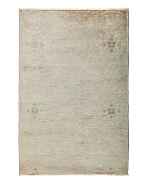 Solo Rugs Vibrance Overdyed Area Rug, 3'2 x 5'