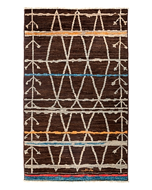 Bloomingdale's Moroccan Area Rug, 4'10 x 8'