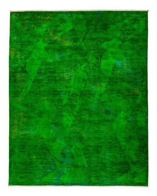 """Solo Rugs - Vibrance Overdyed Area Rug, 8'2"""" x 10'1"""""""