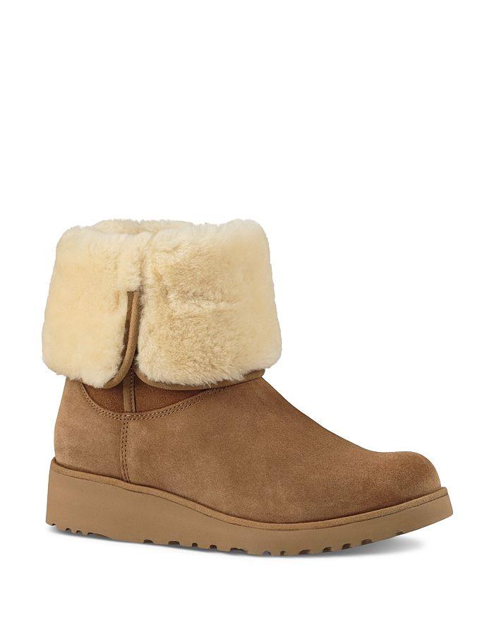 UGG® - Women s Amie Slim Short Wedge Boots 0f389ec346