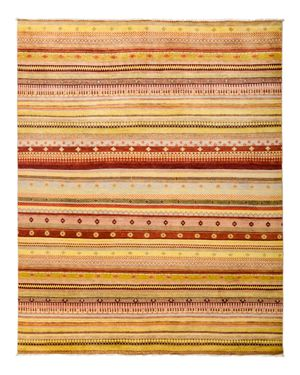 Solo Rugs Tribal Oriental Area Rug, 8' x 9'9