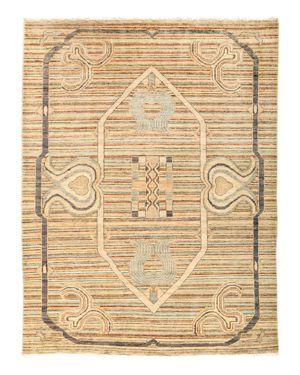 Solo Rugs Suzani Oriental Area Rug, 5'3 x 6'9