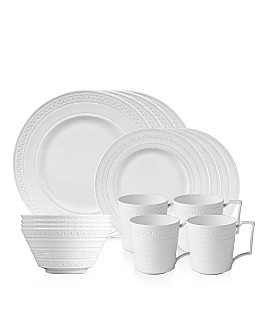 Wedgwood - Intaglio 16-Piece Dinnerware Set