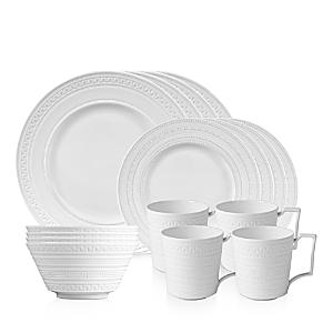 Wedgwood Intaglio 16Piece Dinnerware Set