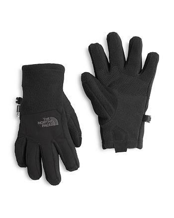 The North Face® - Boys' Denali Fleece Tech Gloves - Sizes S-L