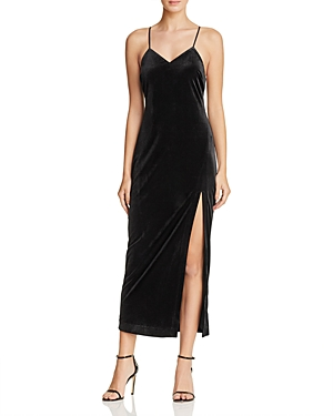 Bardot Raven Velvet Slip Dress - 100% Exclusive