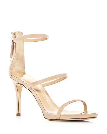 Giuseppe Zanotti - Women's Alien Triple Strap High-Heel Sandals