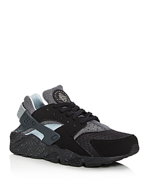 Nike Men's Air Huarache Run Se Lace Up Sneakers