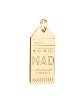 Jet Set Candy - MAD Madrid Luggage Tag Charm