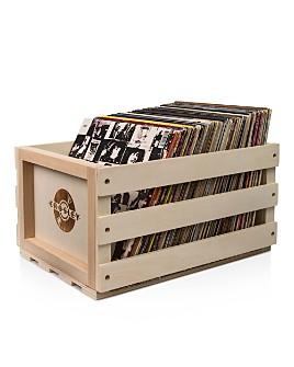 Crosley Radio - Record Storage Crate