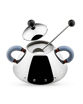 Alessi - Michael Graves for Alessi Sugar Bowl And Spoon