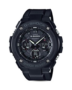 G-Shock Analog and Digital Combo Solar Strap Watch, 55.2mm - Bloomingdale's_0