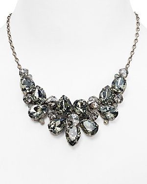 Sorrelli Crystal Statement Necklace, 17.5
