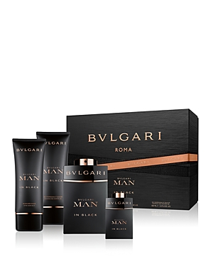 Bvlgari Man in Black Eau de Parfum 4-Piece Gift Set