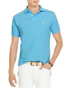 Polo Ralph Lauren Mesh Classic Fit Polo Shirt - Bloomingdale's_0