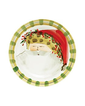 VIETRI - Old St. Nick Dinnerware