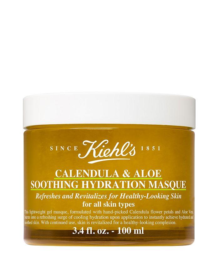 Kiehl's Since 1851 - Calendula & Aloe Soothing Hydration Masque