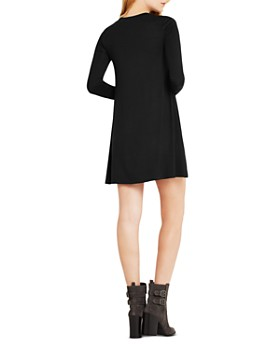 BCBGENERATION - Long Sleeve A-Line Essential Dress