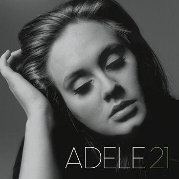 Baker & Taylor - Adele, 21 Vinyl Record