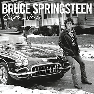 Baker  Taylor Bruce Springsteen Chapter and Verse Vinyl Record