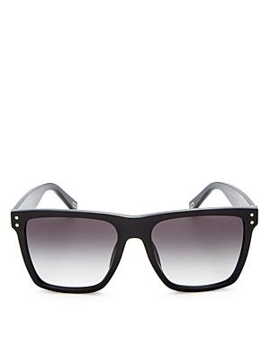 Marc Jacobs Women's Square Sunglasses, 58mm