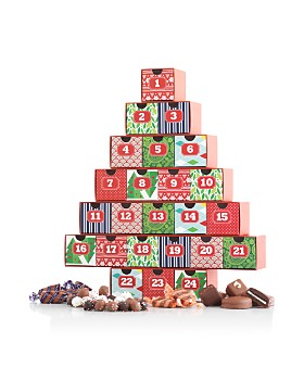Mrs. Prindable's - Christmas Advent Calendar with Assorted Chocolates