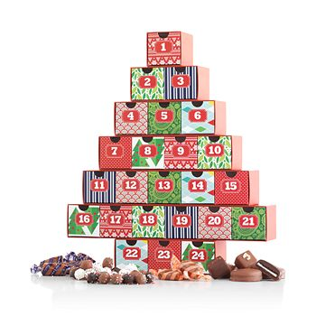 Mrs Prindables - Christmas Advent Calendar with Assorted Chocolates