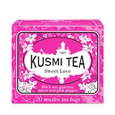 Kusmi Tea Sweet Love Tea Bags - Bloomingdale's_0