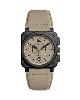 Bell & Ross - BR 03-94 Desert Type Chronograph, 42mm