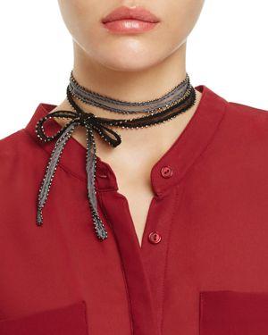 Chan Luu Dip-Dye Necktie