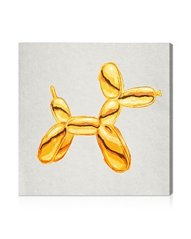 Oliver Gal - Balloon Dog Lux Wall Art