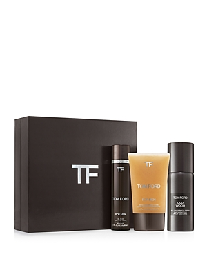 Tom Ford For Men Skincare & Grooming Gift Set